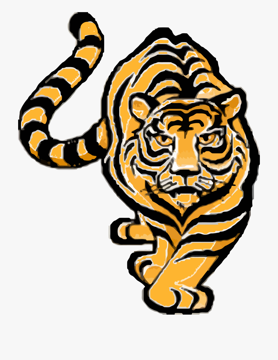 Shine Tigger Clipart Png Image Download.