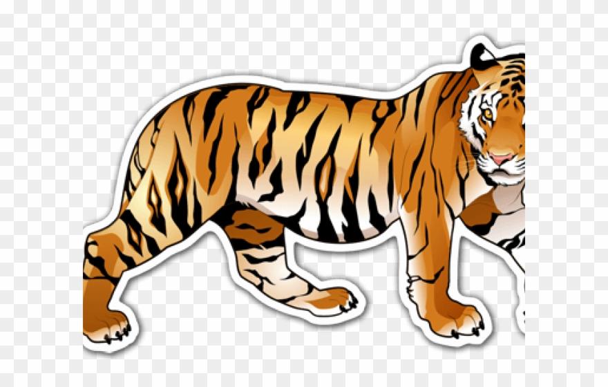 Tiger Clipart Wild Animals.
