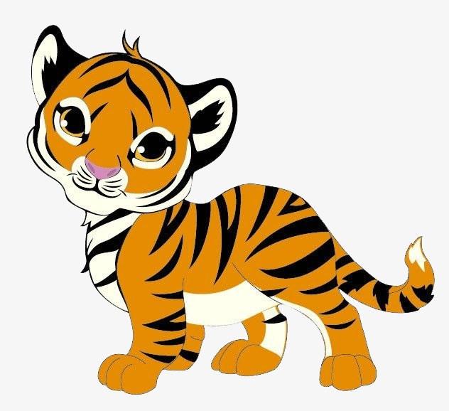 Tiger clipart png » Clipart Portal.