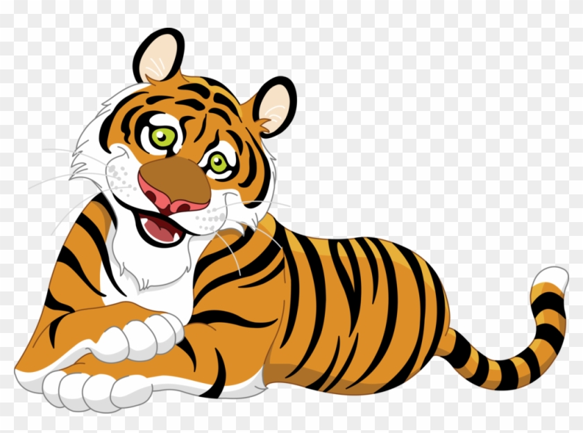 Tiger Clipart Student.