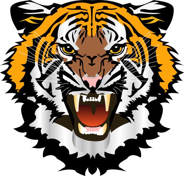 Tiger Clipart Transparent Clipground