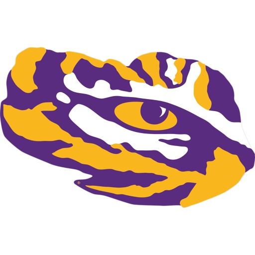 Lsu eye of the tiger clipart.