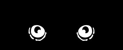 Tiger Eyes Clip Art.