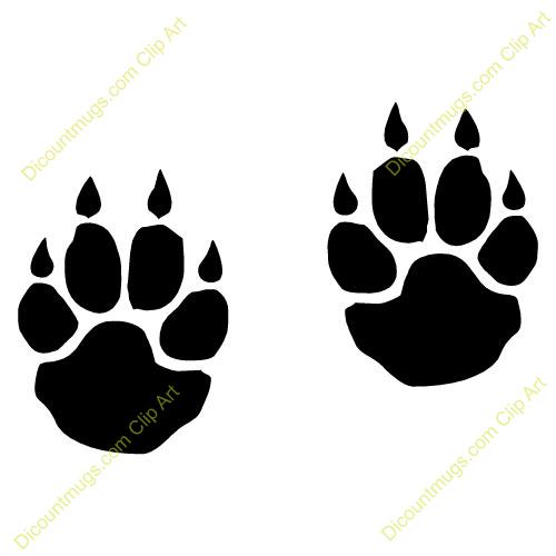 Tiger Footprints.