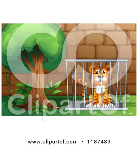 Royalty Free Cage Illustrations by colematt Page 1.