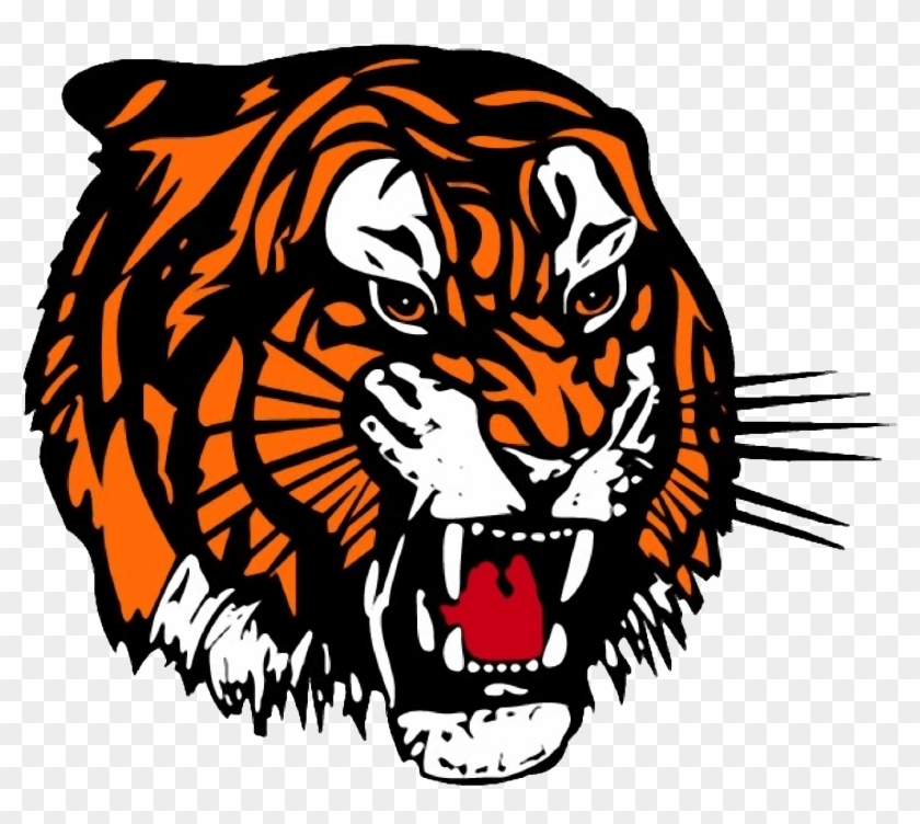 Tiger Logo Clipart.
