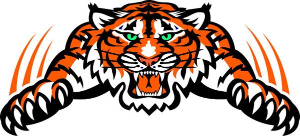 Tiger Mascot Clipart & Look At Clip Art Images.