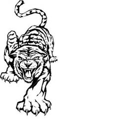22 Best Tiger Logos images.