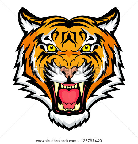 Tiger Stock Images, Royalty.