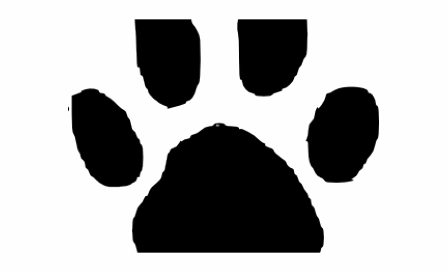 Clip Art Tiger Paw Print Free PNG Images & Clipart Download.