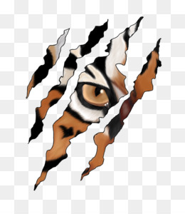 Tiger Paw PNG and Tiger Paw Transparent Clipart Free Download..