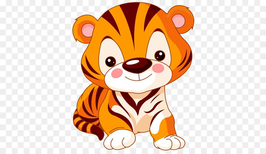 Download Free png Tiger Clip art tiger png download 512*512.