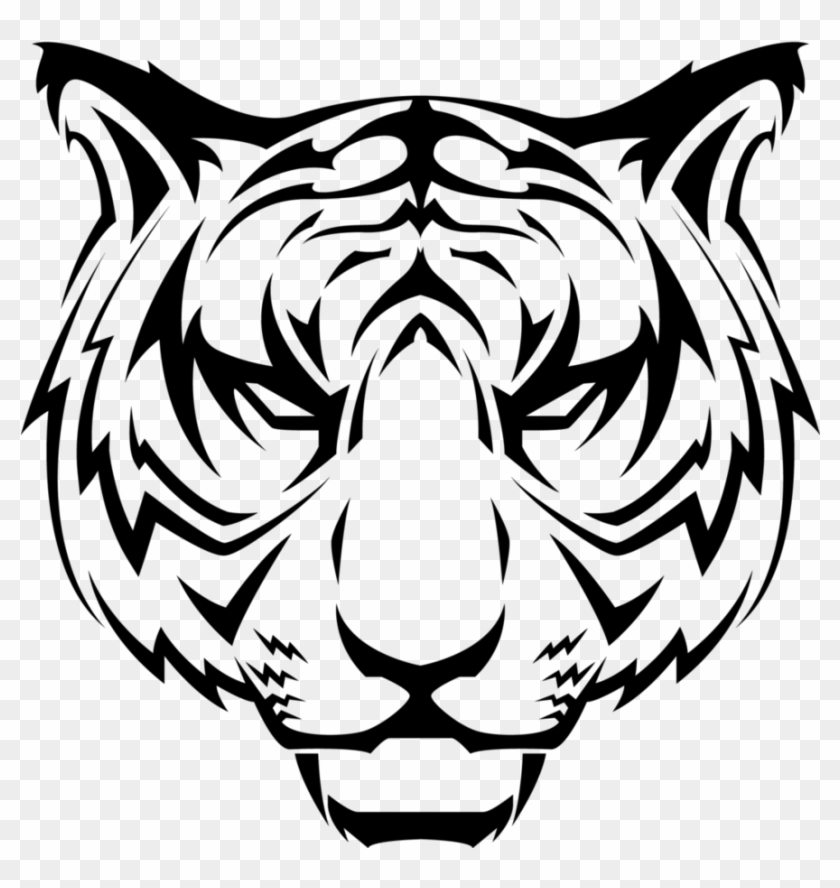 White Tiger Png, Transparent Png.