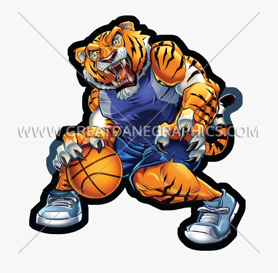 Basketball Tiger.