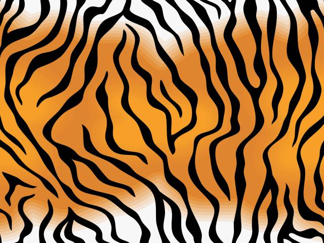 Free Tiger Print Clipart, Download Free Clip Art on Owips.com.