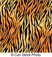 Tiger print Clipart and Stock Illustrations. 4,654 Tiger.