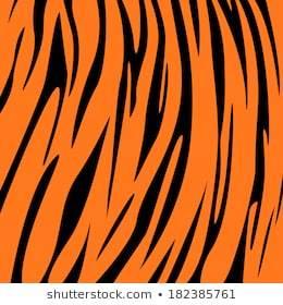 Tiger print clipart 2 » Clipart Portal.