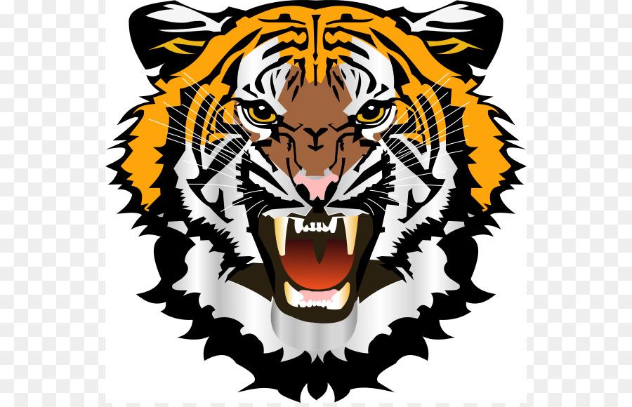 Bengal Tiger Cat South China Tiger Roar #84743.