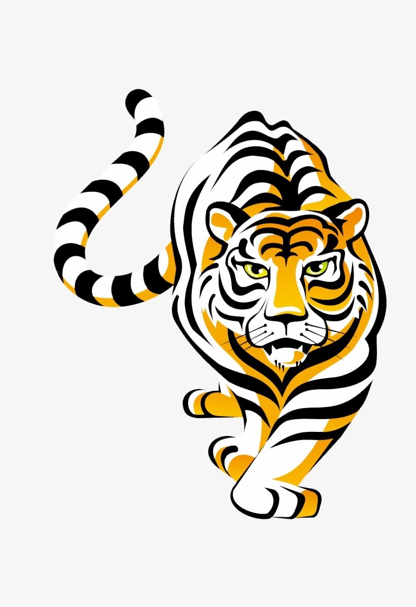 Tiger Clipart Cooking.