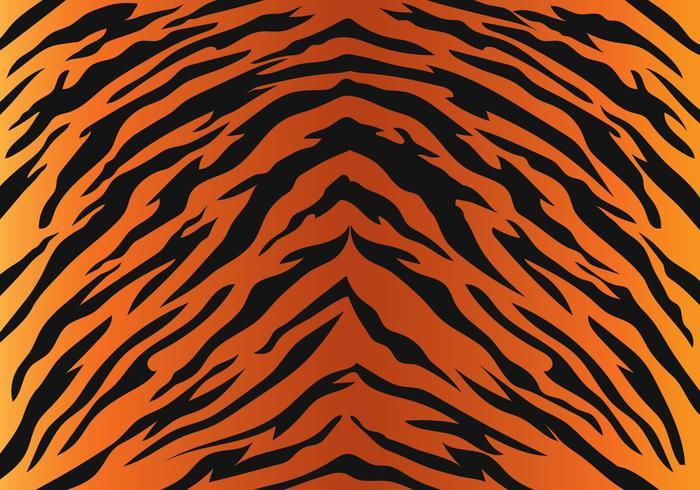 Tiger Stripe Pattern.