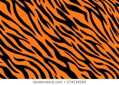 Tiger stripes clipart » Clipart Portal.