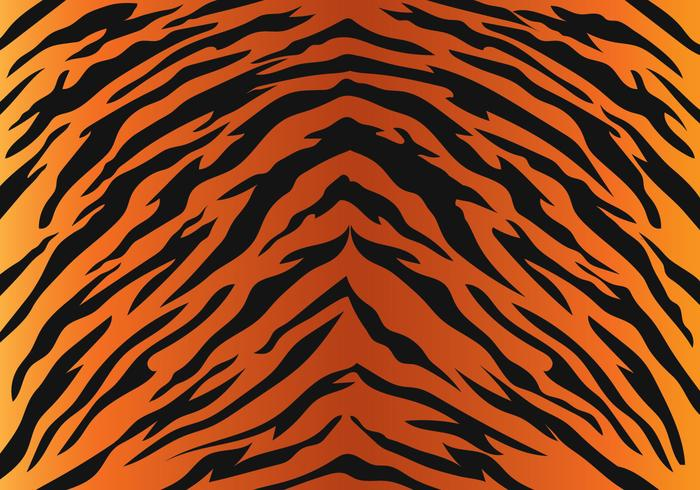 Tiger Stripe Pattern.