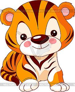 Funny Tiger.