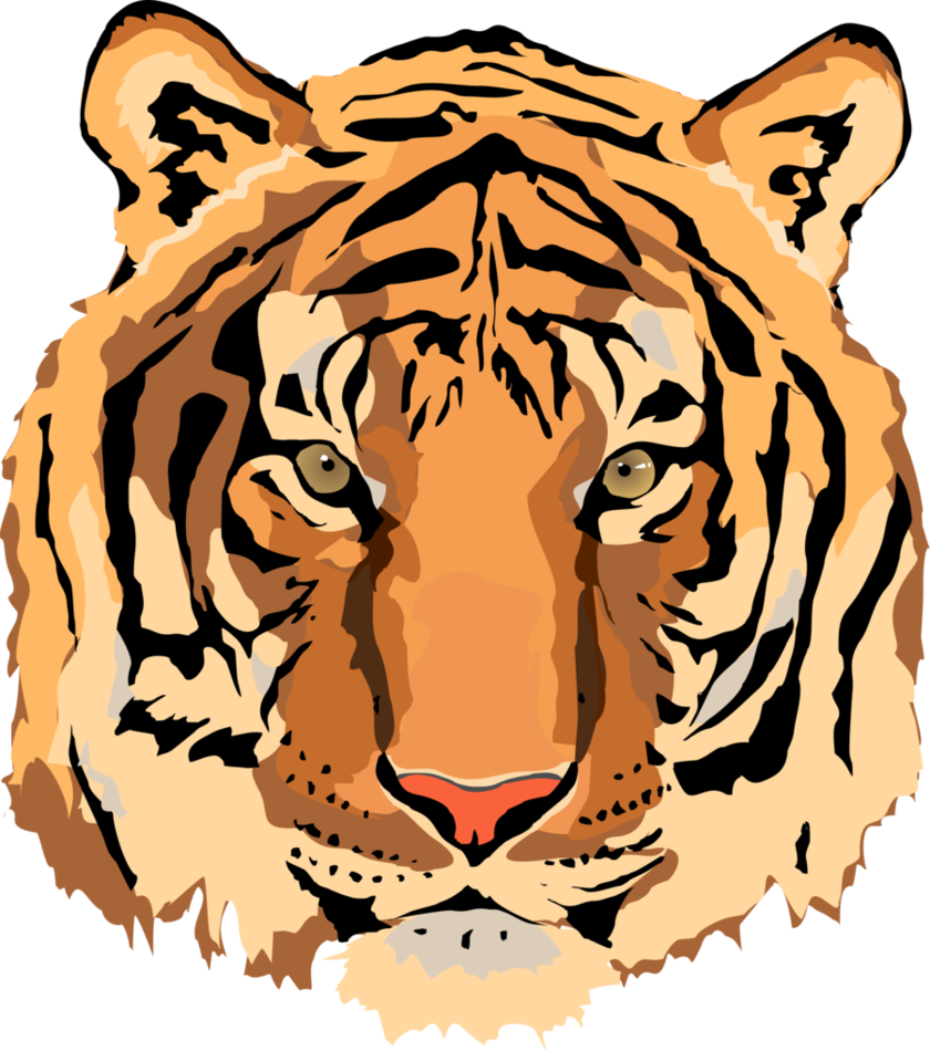 Free Tiger Vector, Download Free Clip Art, Free Clip Art on.