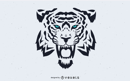 Tiger Vector & Graphics to Download.