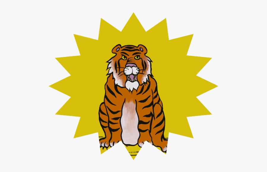 Tiger Inpixio.