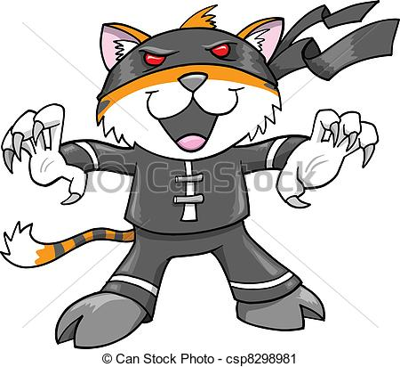 Tiger cat Clipart and Stock Illustrations. 8,066 Tiger cat vector.