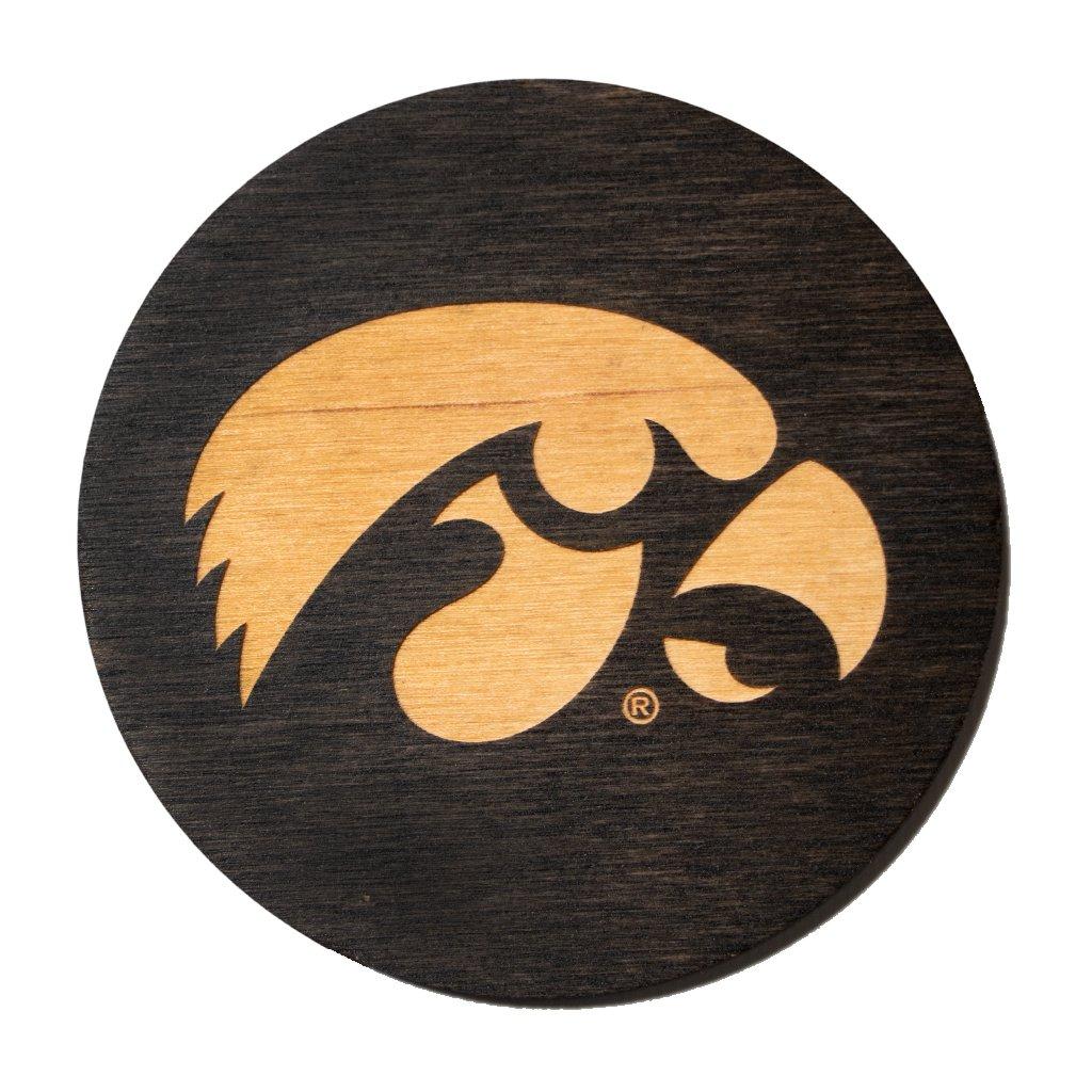 Tigerhawk Logo Coaster.