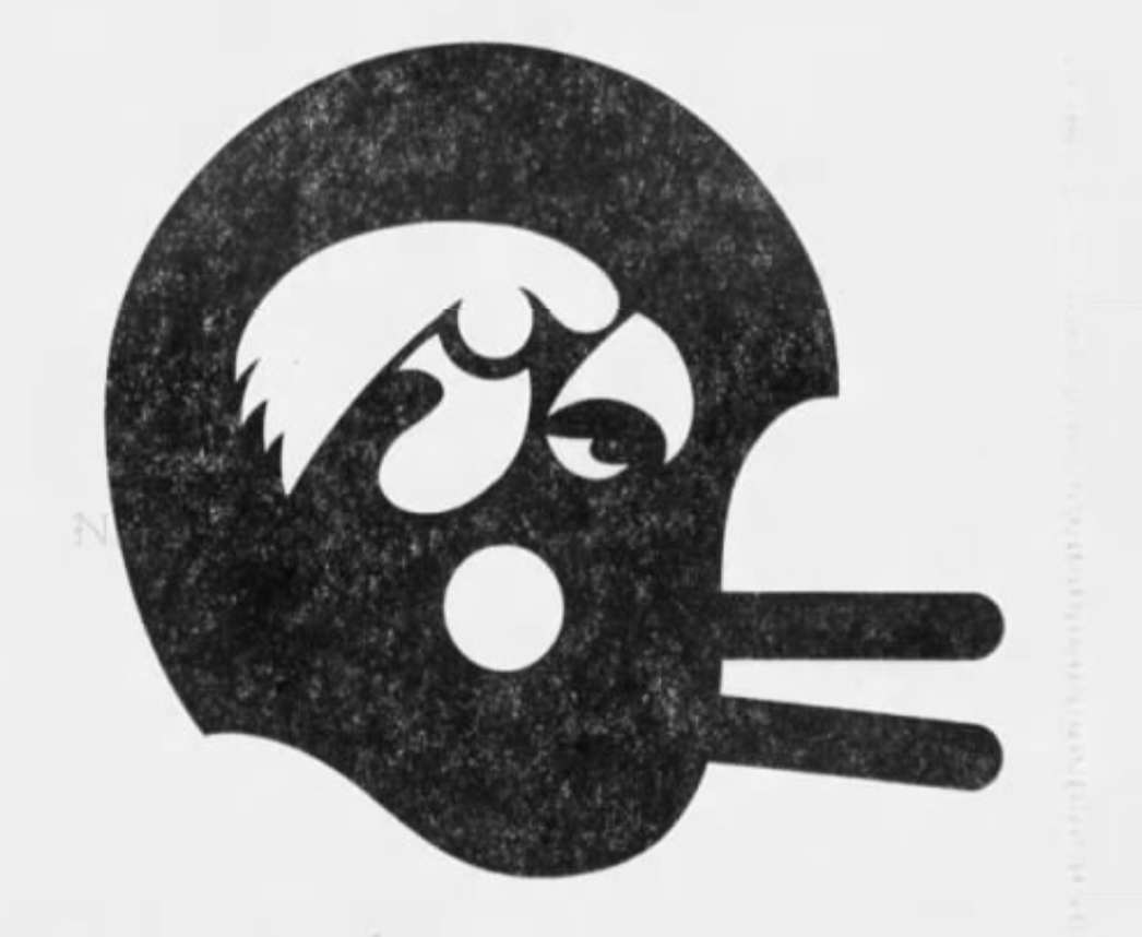 From the archives: Iowa\'s Tigerhawk logo through the years.