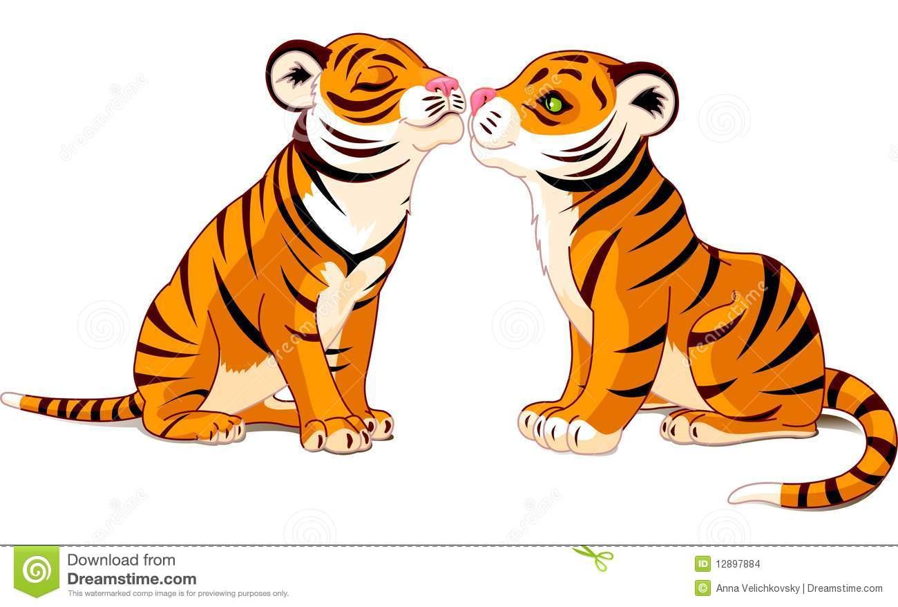 Clipart tigers.
