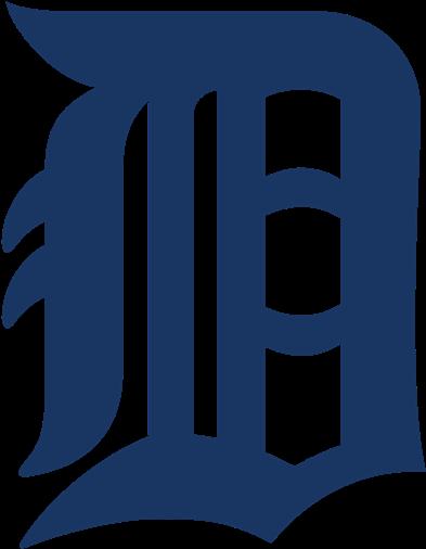 Detroit Tigers Baseball News Clipart.