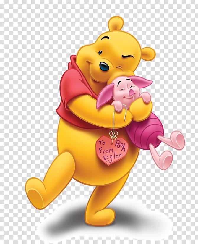 Winnie the Pooh Piglet Tigger Winnie.