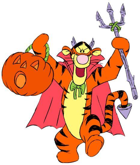 Disney Halloween Tigger.