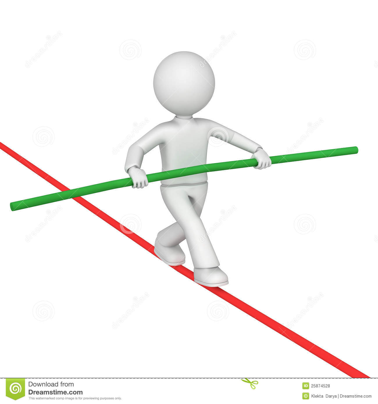Tightrope Walker Stock Photos, Images, & Pictures.