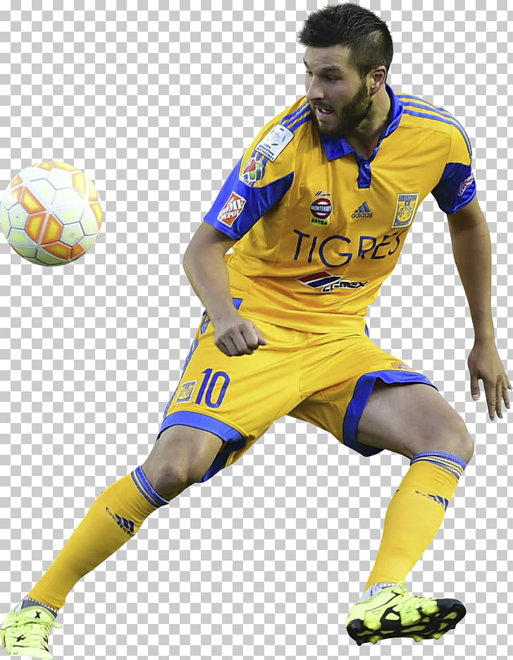 Tigres UANL Football player Team sport Jersey, football PNG.
