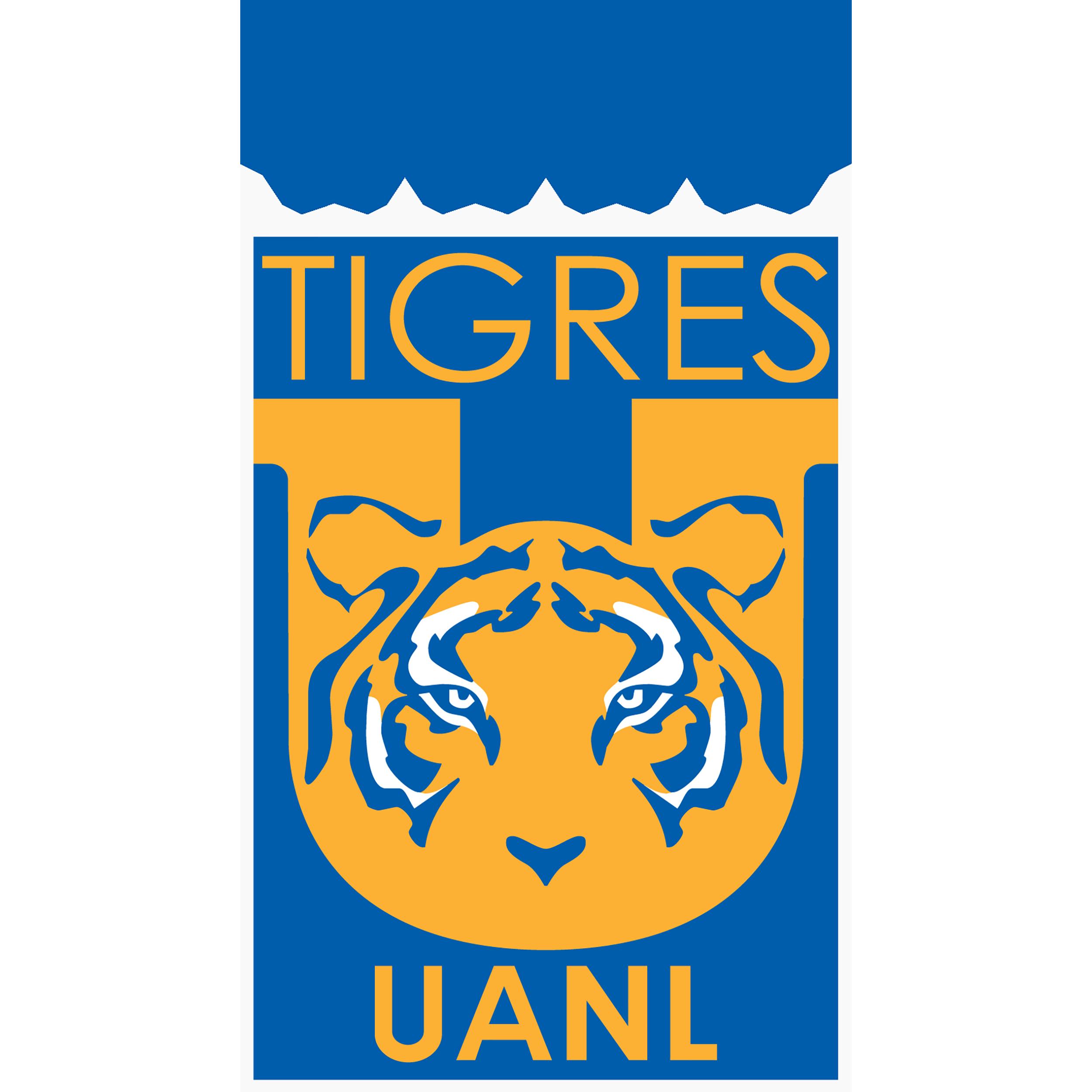 Tigres UANL Logo.