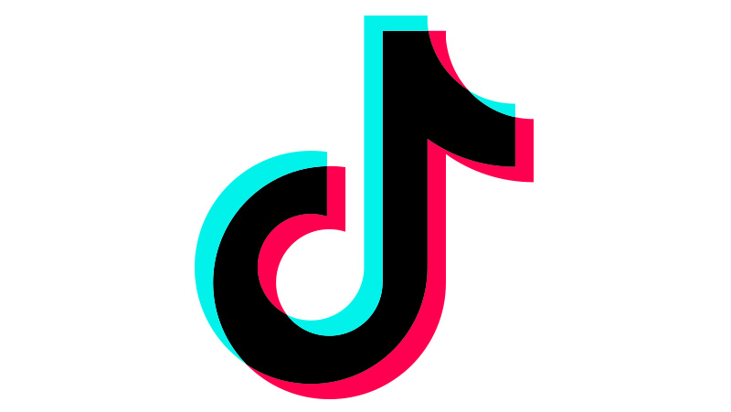 Meaning TikTok logo and symbol.