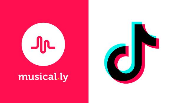 Musical.ly cierra para unirse a Tik Tok.