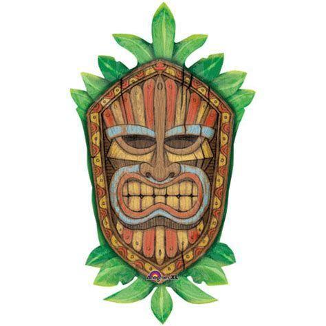 Tiki Masks Resultado De Imagen De Tiki Mask Clip Art Arte.