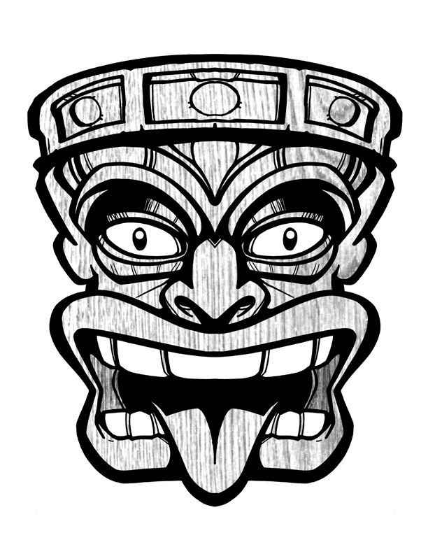 Free Tiki Cliparts, Download Free Clip Art, Free Clip Art on.