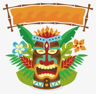 Free Tiki Clip Art with No Background.