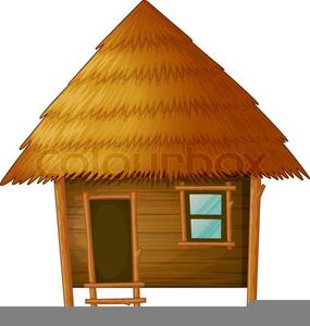 Free Clipart Tiki Hut.