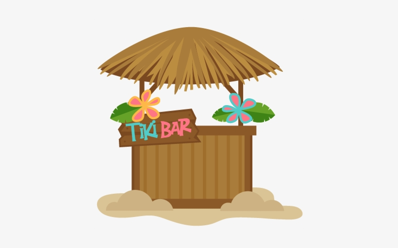 Download Free png Bar Clipart Tiki Hut Tiki Bar Clip Art.