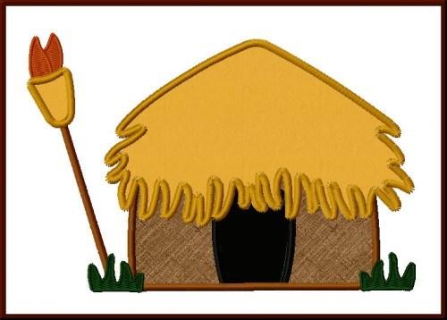 Tiki hut clipart 1 » Clipart Portal.