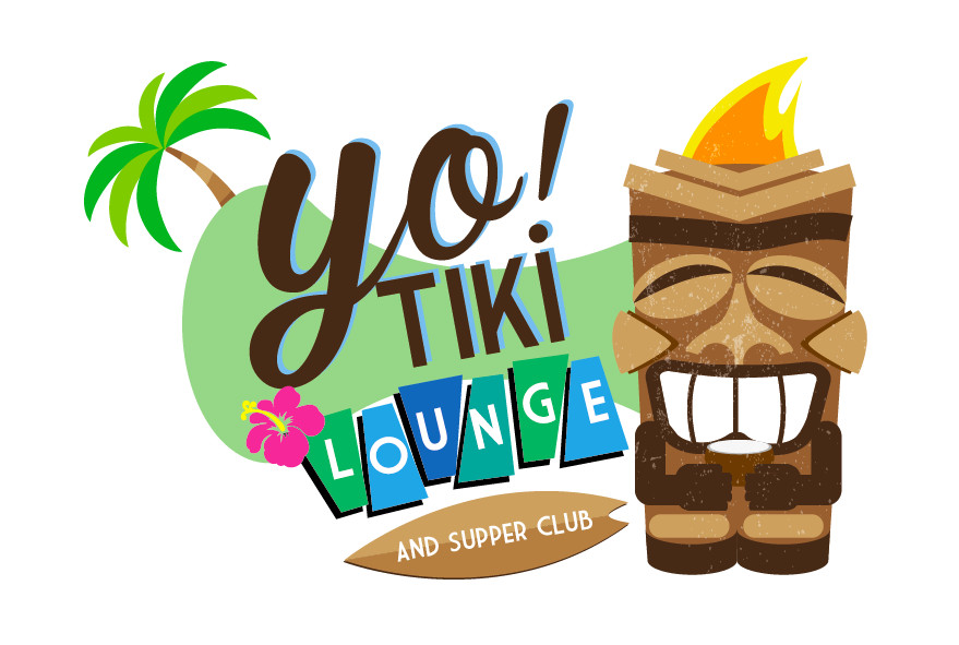 Entry #98 by Elars for Design a Logo for a Tiki Bar.