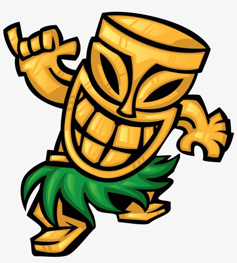 Download Free png Tiki Mask Png Cute Tiki Transparent PNG.